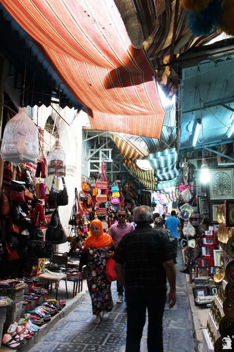 Souks de Tunis Touristissimo