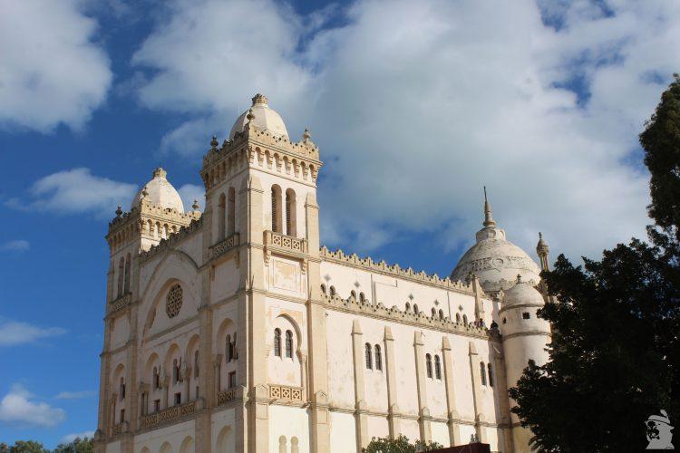 Cathédrale de Carthage Tunisie Touristissimo