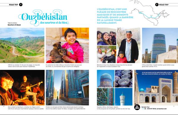 Reportage de mon voyage en Ouzbékistan - Magazine Voyages