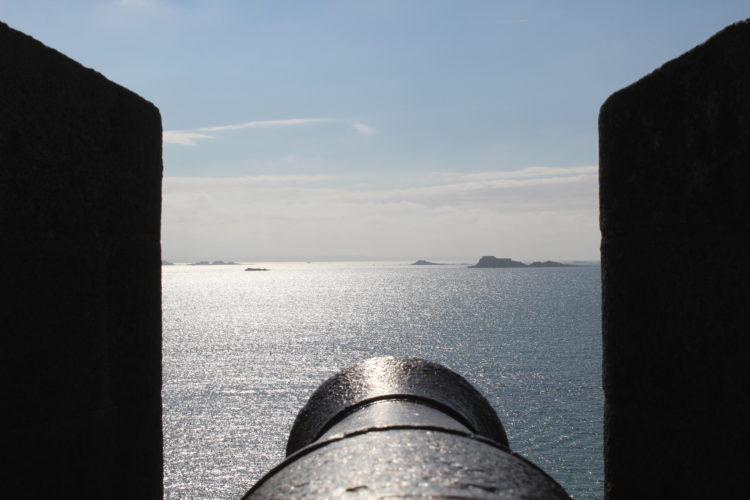 Bastion de la Hollande Saint-Malo