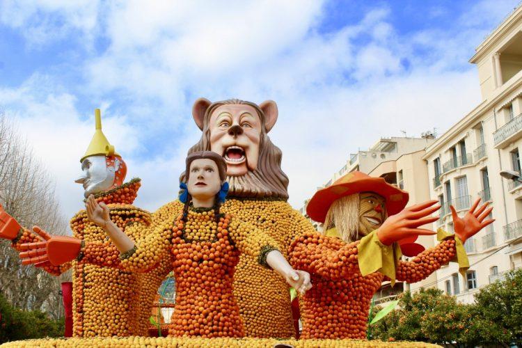 Le magicien d'Oz - Fête du citron 2017