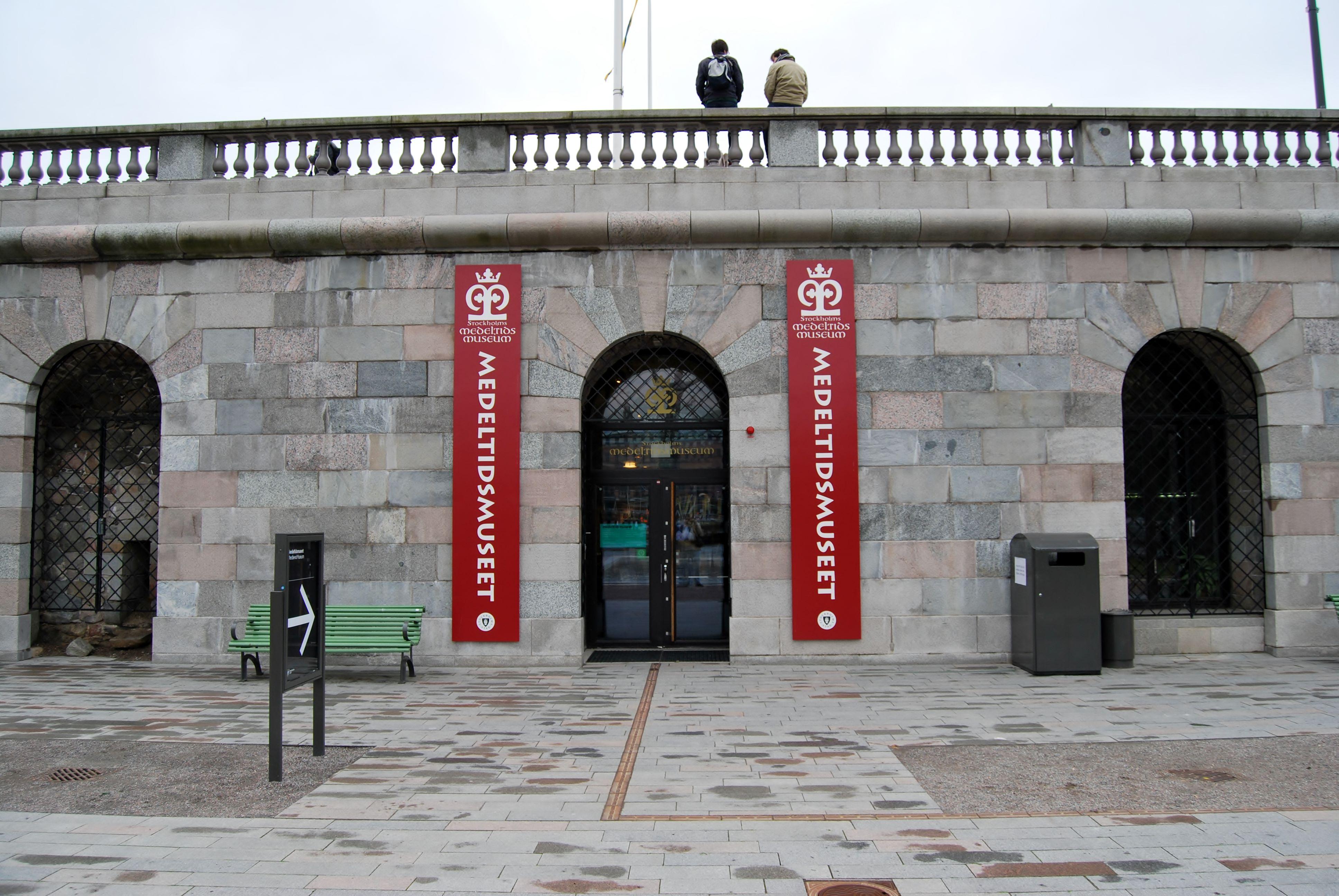 Musée Médiéval Stockholm