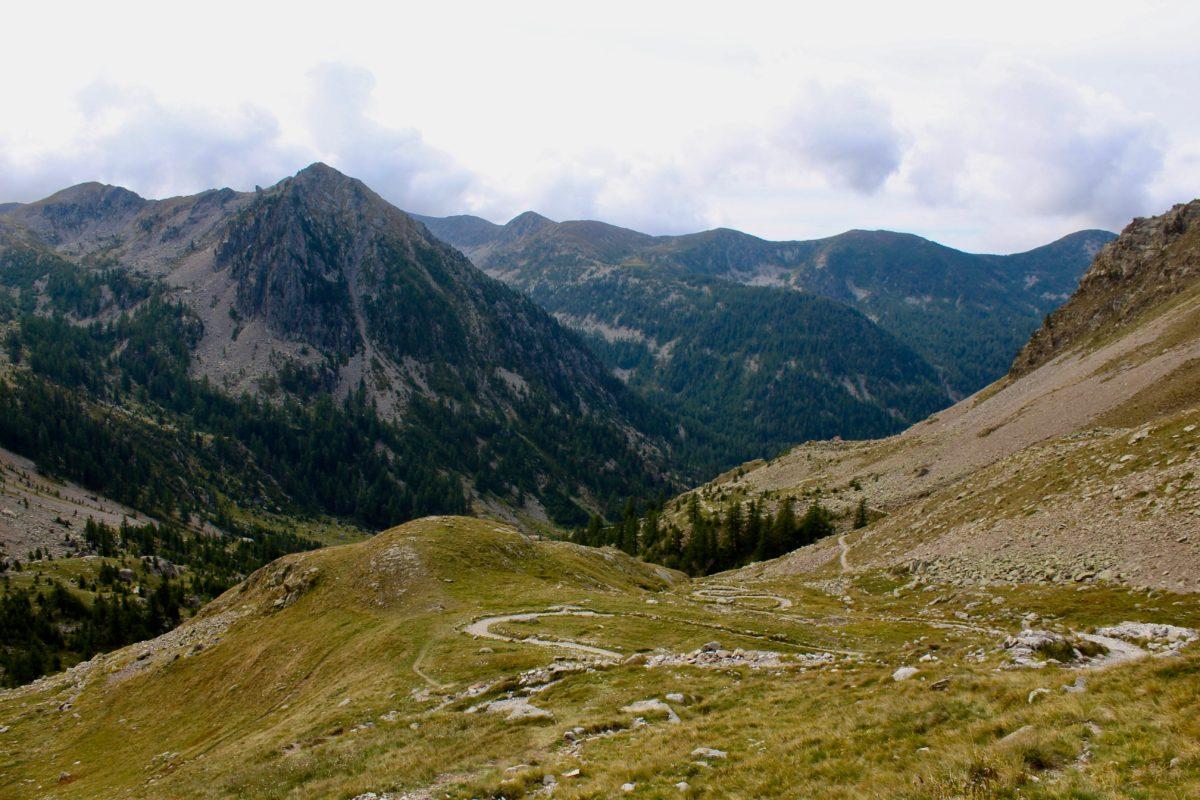 Randonnée Le Col de Fenestre Parc du Mercantour