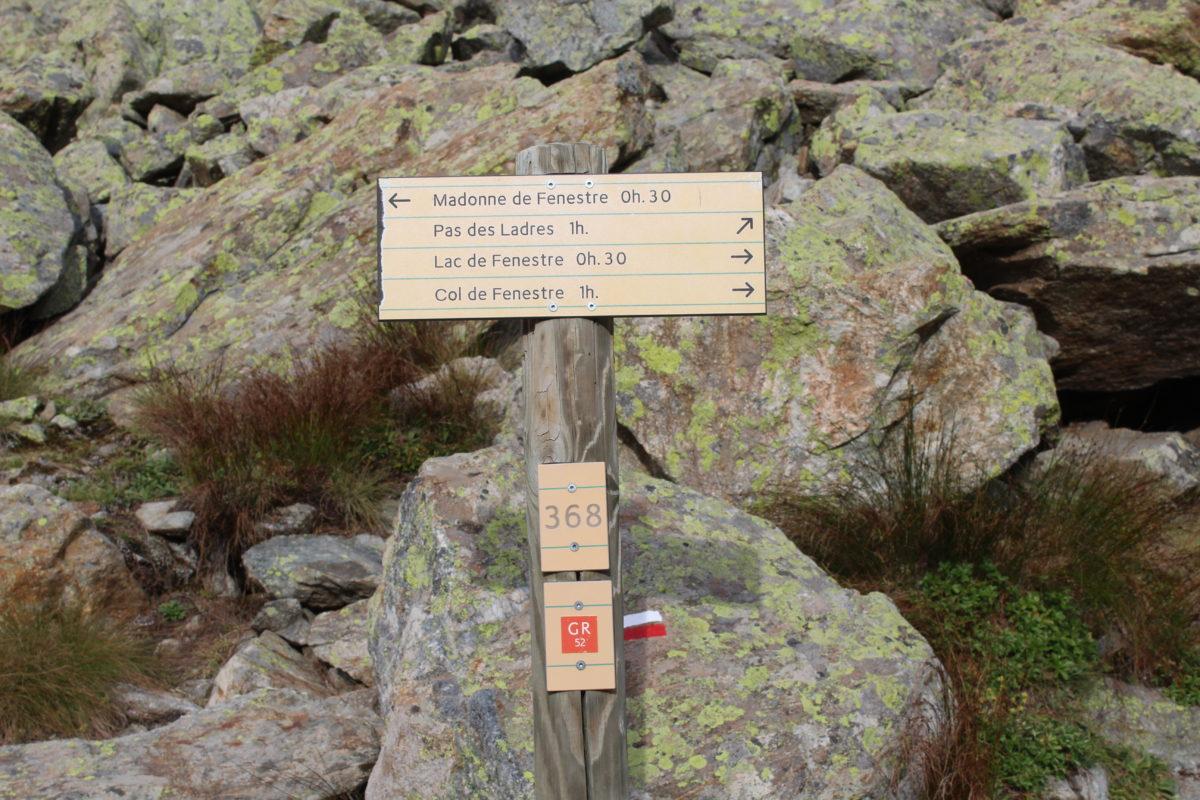Une randonnée au Col de Fenestre Parc du Mercantour Alpes Maritimes
