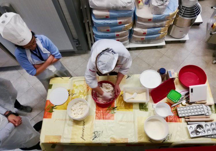 Cours de cuisine Pasta Piemonte