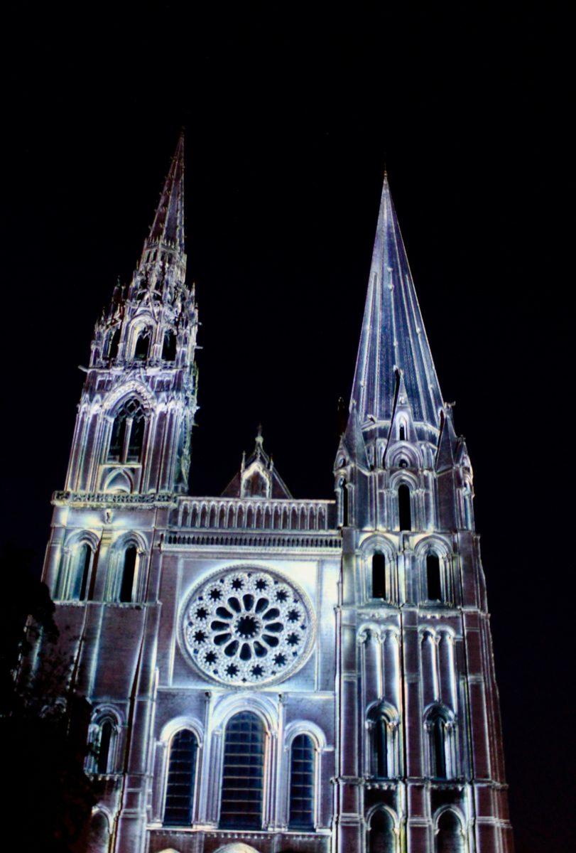 Chartres Lumières en Eure et Loir