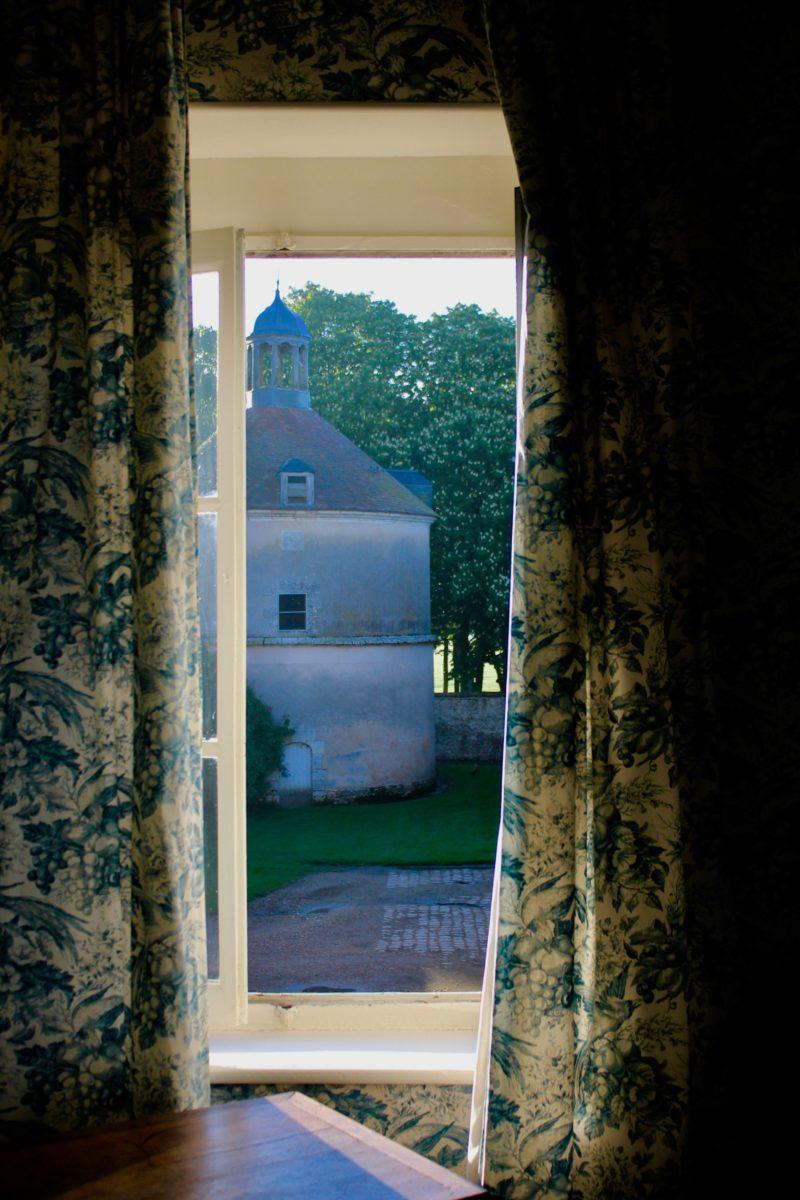 chambre Chateau la tourelle de touchebredier