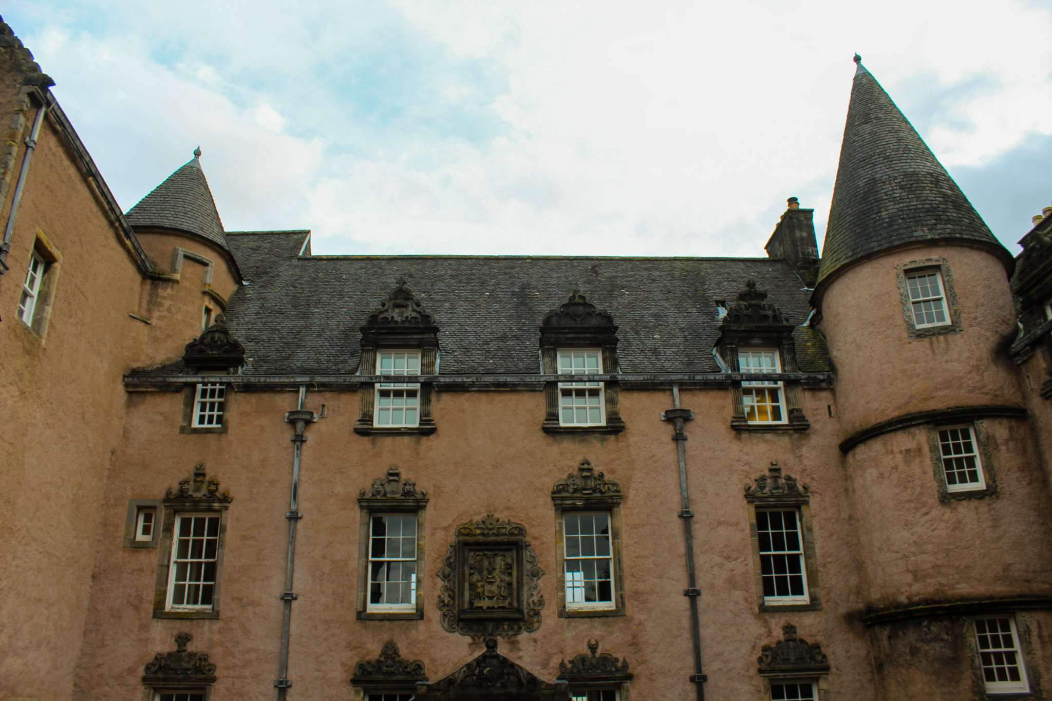 Argyll's Lodging Stirling