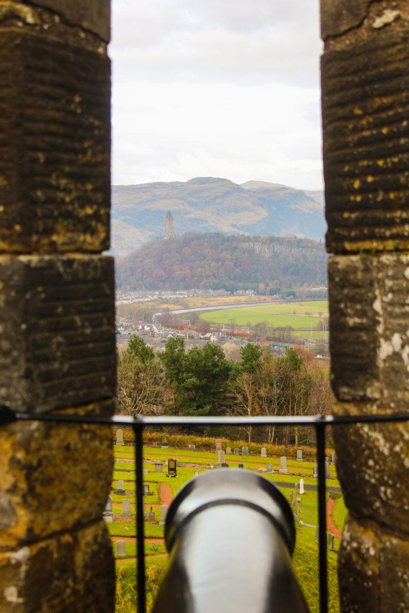 Chateau de Stirling Ecosse