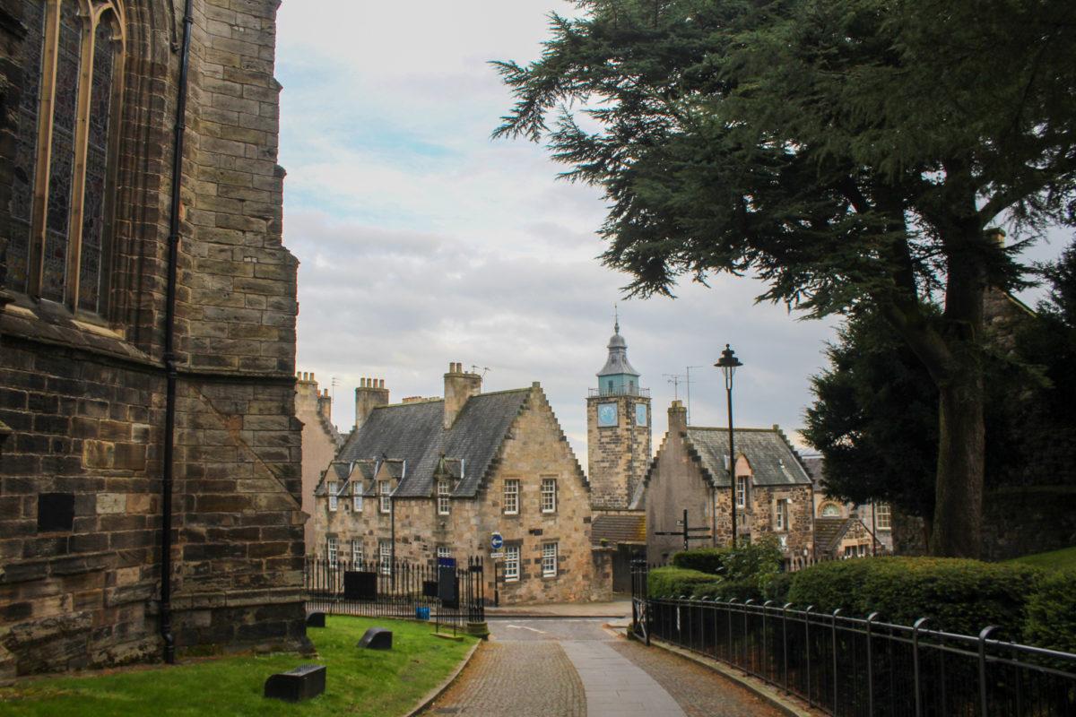 Cimetière de Stirling
