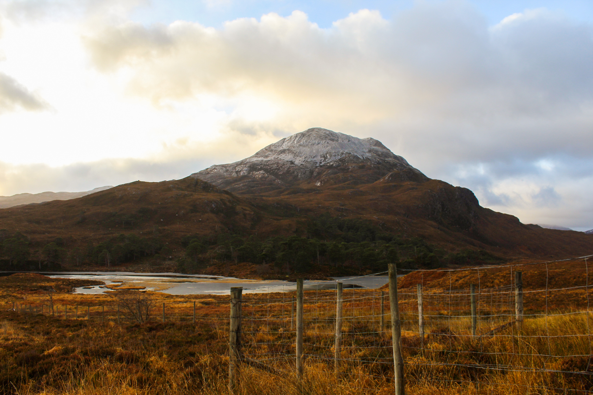 Highlands Road Trip en Ecosse sans voiture