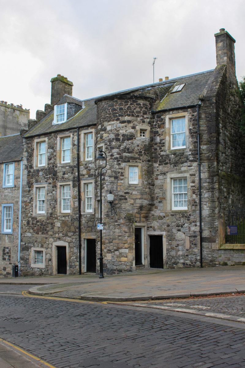 Visiter la vieille ville de Stirling