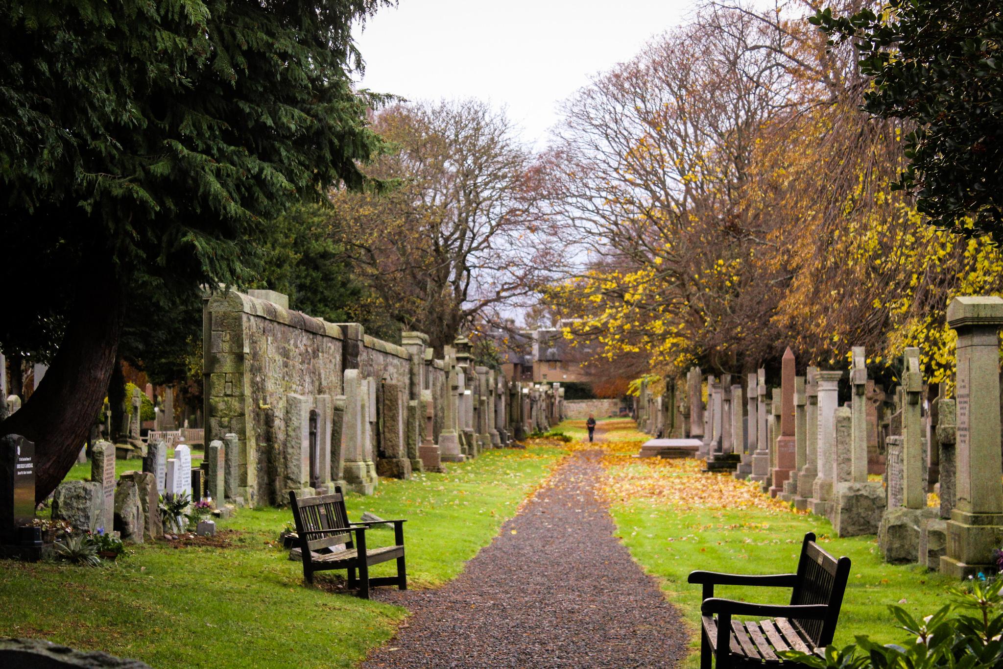 Chasse aux fantômes à Edimbourg