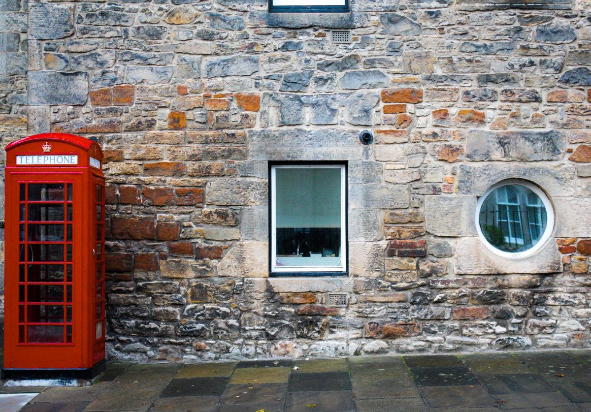 Dean Village à Edimbourg