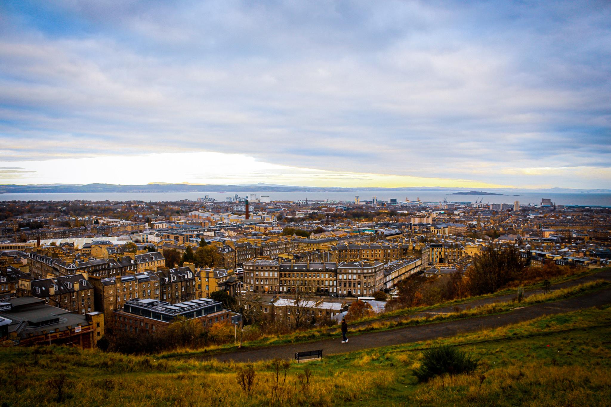 Edimbourg pendant 3 jours