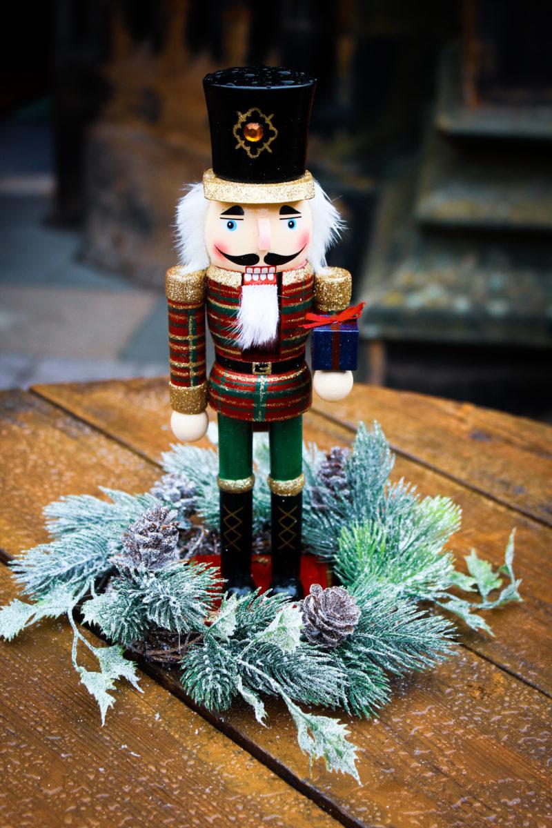 Noel à Edimbourg