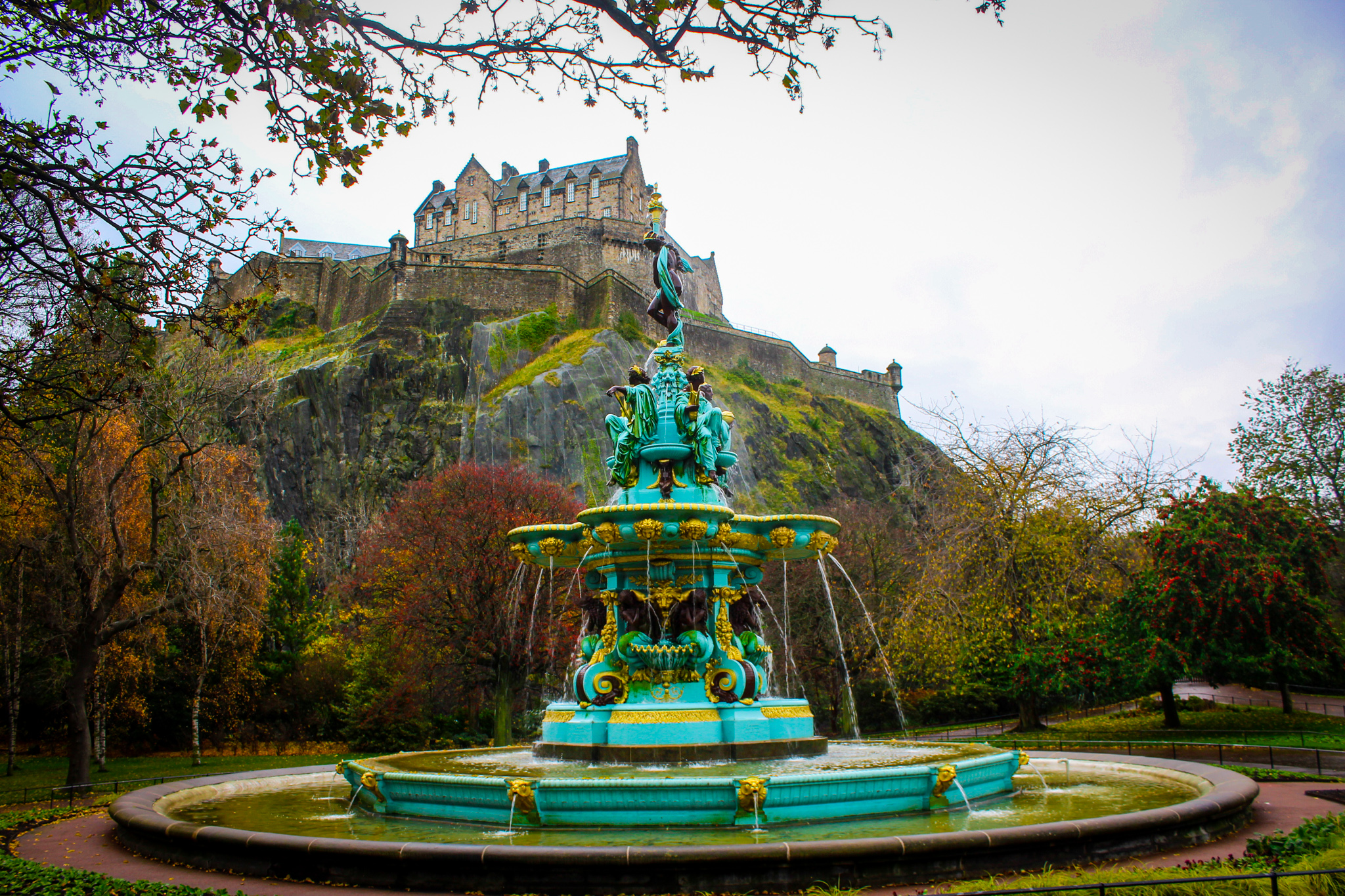 Que visiter à Edimbourg?