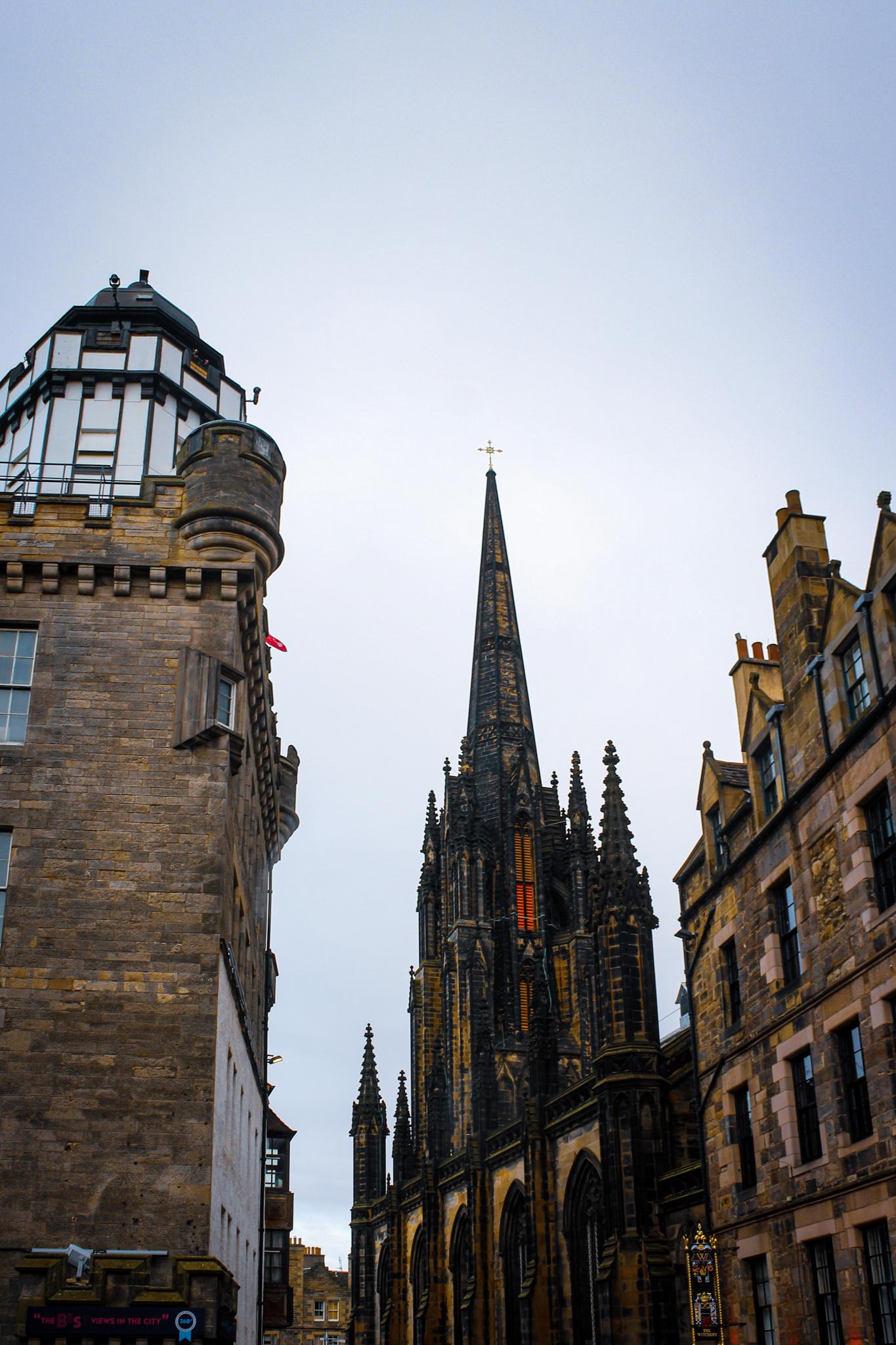 Que visiter 3 jours à Edimbourg