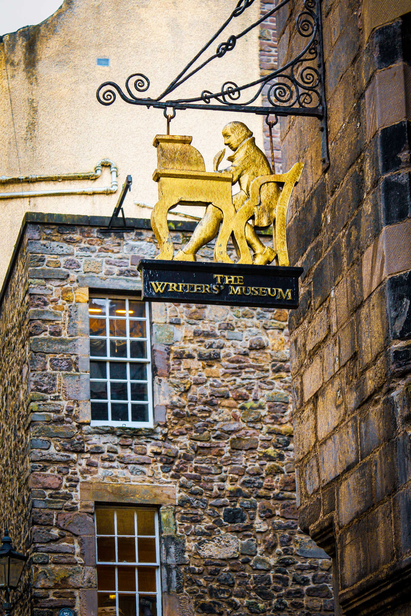 writers museum Edimbourg